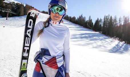 Sulle nevi di Lindsey Vonn, all'Alpe Cimbra Fis Cup le promesse internazionali si danno battaglia