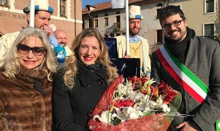 L'anno inizia bene, con Tatiana Guderzo. E' lei l'alfiere d'argento (e ci mancava), già pronta alla Rosina del prossimo Giro. Tutti i nomi dei premiati. Foto