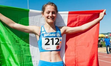 Carlotta, campionessa (mondiale) di tenacia e determinazione. Foto. Video
