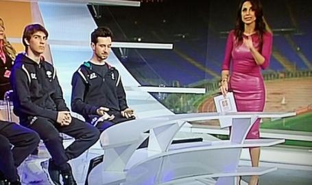 Bertagnolli e Casal, dalle nevi trentine al poker di medaglie paralimpiche. Tra sport e amicizia: 'Mi tocca urlargli per gasarlo, sennò non va avanti'. Video. Foto