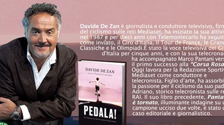 'Incontri senza censura' inizia dallo sport con De Zan (il giornalista controcorrente su Pantani) e il suo 'Pedala!'