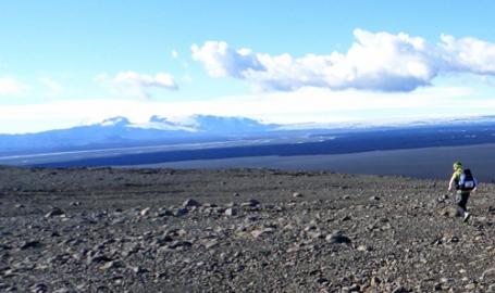 250 chilometri tra fuoco e ghiaccio in Islanda: il runner racconta. Le foto dell'avventura