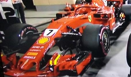 Loria vince nel Bahrain: trionfo Ferrari, Vettel bacia la coppa e il sindaco Marchiori festeggia...