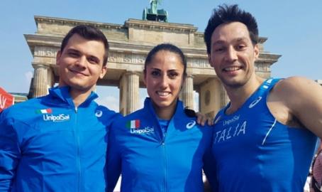 Due milioni di spettatori per l'atletica show a Berlino. Italia quarta, ora a Parigi. I video