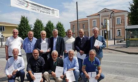 Loria capitale del ciclismo juniores: ecco il campionato italiano (con la salita di Pantani)