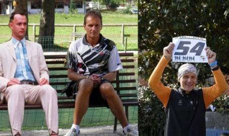 La sfida di Mirko, Forrest Gump pedemontano: 60 maratone in 60 giorni. Ecco perché e per chi. I video, le foto
