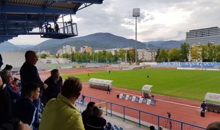 Il calcio degli altri. Nova Gorica, Slovenia: in serie A l'orgoglio è soprattutto under. Passata la gestione italiana la squadra riparte