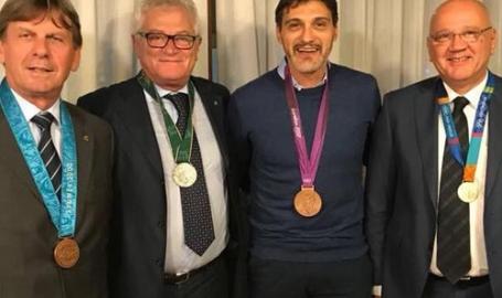 Papi, un 'gigante' del volley veneto e italiano: 27 anni di carriera e tanta saggezza. Continuerà a dare una mano