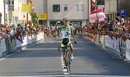 Rubino, lombardo piemontese, vince a Loria la gara junior tricolore. Organizzazione di Marca promossa a pieni voti