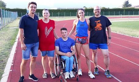 Ai piedi del Grappa arriva la Super Atletica: Serenissima Para Athletics Meeting, Fly Marconi e Mennea Day
