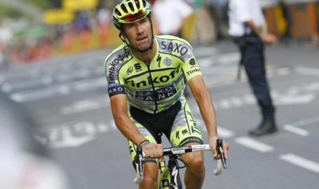 Tosatto e la tappa 2017 del Giro: 'Grappa e Asiago, voglio esserci'