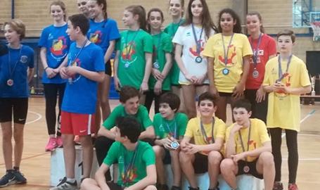 Atletica giovanissimi, Vicenza si riprende il Trofeo delle Province in sala