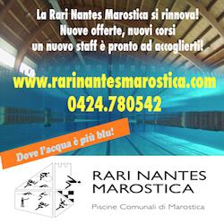 Piscina Marostica Rari Nantes