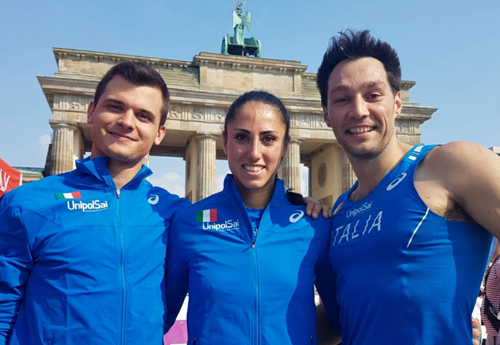 Due milioni di spettatori per l'atletica show a Berlino. Italia quarta, ora a Parigi. I video