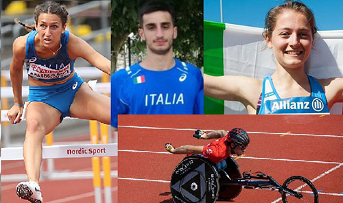 Serenissima Para Athletics Meeting a Cassola, scatta la due giorni paralimpici e normodotati: chi c'è in gara. Ecco i video